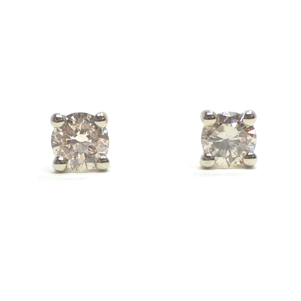 187a0ef14 0.32ct Diamond Stud Earrings – Aspens Jewellers